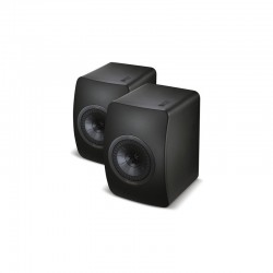 KEF -LS50 Black Edition