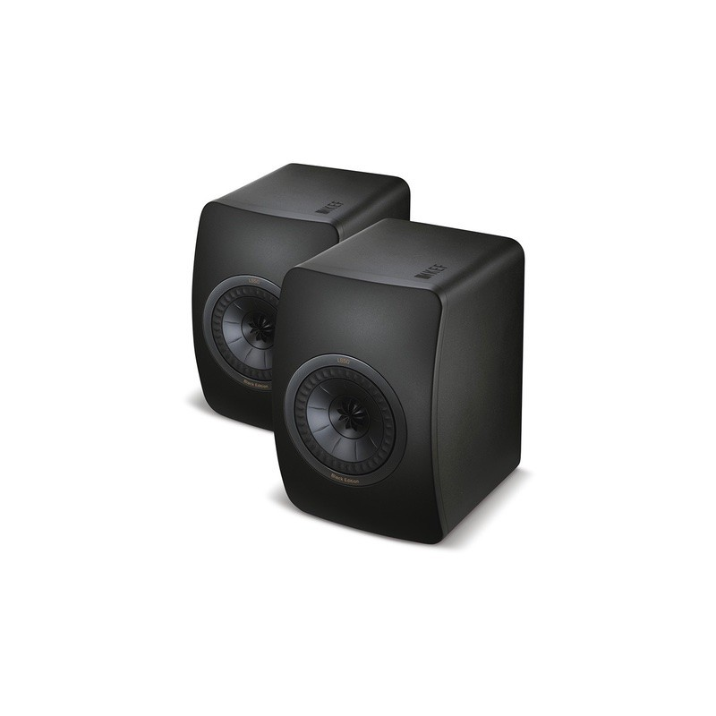 KEF LS 50 black edition