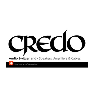 Credo Audio - swiss made