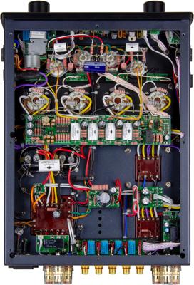 PrimaLuna EVO 100 Inside