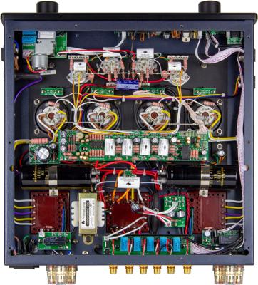 PrimaLuna EVO 200 Inside