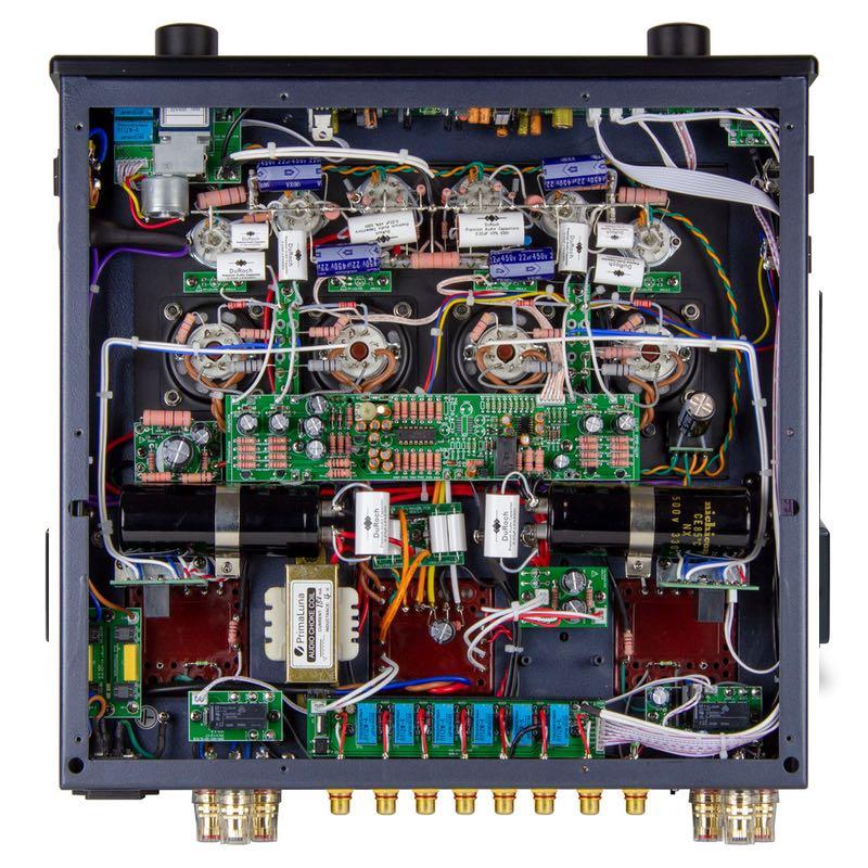 PrimaLuna EVO 300 INT Inside